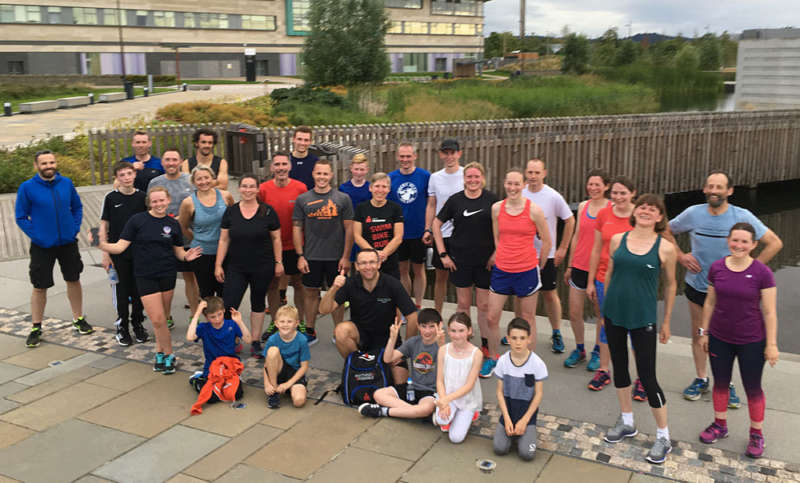 Family Style Run Session